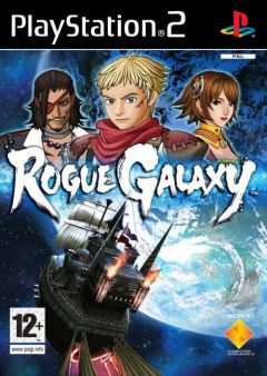 Jaquette de Rogue Galaxy PlayStation 2