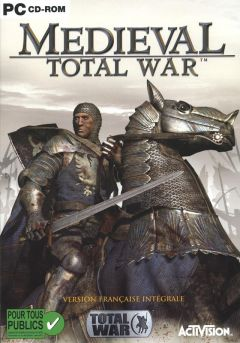 Jaquette de Medieval : Total War PC