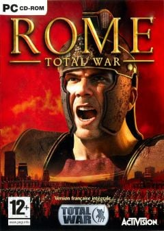 Jaquette de Rome : Total War PC