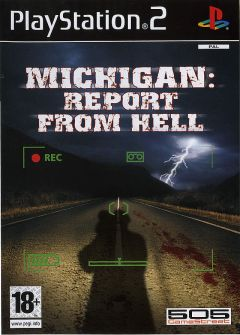 Jaquette de Michigan : Report from Hell PlayStation 2