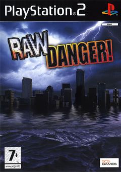 Jaquette de Raw Danger ! PlayStation 2