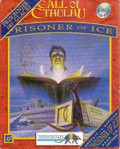 Jaquette de Prisoner of Ice PC