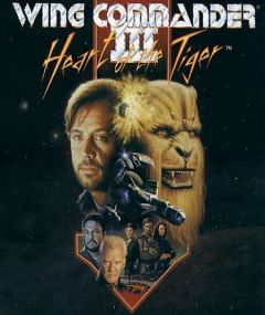 Jaquette de Wing Commander III : Heart of the Tiger PC