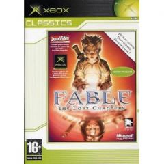 Jaquette de Fable The Lost Chapters Xbox
