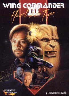Jaquette de Wing Commander III : Heart of the Tiger Mac
