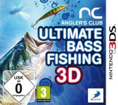 Jaquette de Angler's Club : Ultimate Bass Fishing 3D Nintendo 3DS