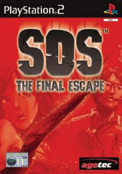 Jaquette de SOS : The Final Escape PlayStation 2