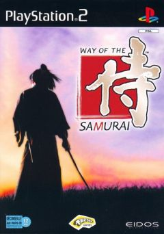 Jaquette de Way of the Samurai PlayStation 2