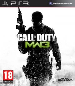 Jaquette de Call of Duty : Modern Warfare 3 PlayStation 3