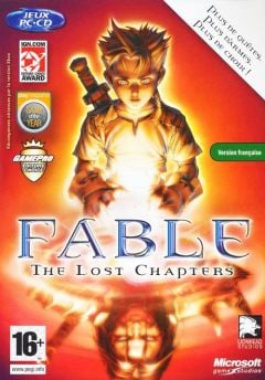 Jaquette de Fable The Lost Chapters PC