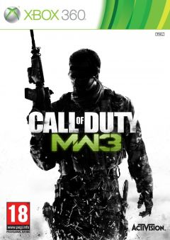 Jaquette de Call of Duty : Modern Warfare 3 Xbox 360