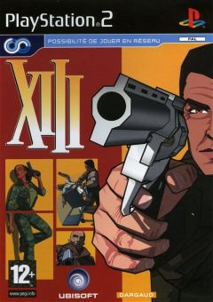 Jaquette de XIII PlayStation 2