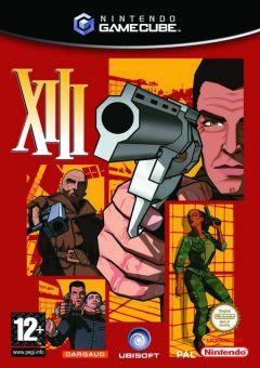 Jaquette de XIII GameCube