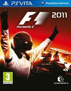 Jaquette de F1 2011 PS Vita