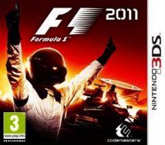 Jaquette de F1 2011 Nintendo 3DS