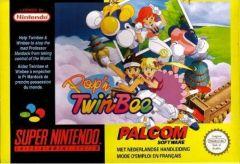 Jaquette de Pop'n TwinBee Super NES