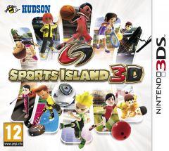 Jaquette de Sports Island 3D Nintendo 3DS