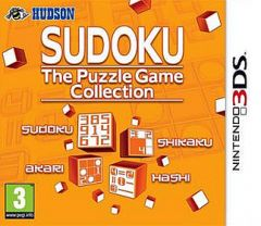 Jaquette de Sudoku : The Puzzle Game Collection Nintendo 3DS