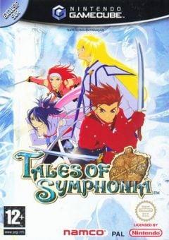 Jaquette de Tales of Symphonia GameCube