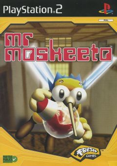 Jaquette de Mr. Moskeeto PlayStation 2