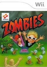 Jaquette de Zombies Ate My Neighbors Wii