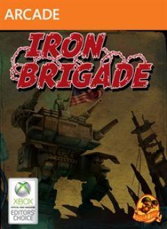 Jaquette de Iron Brigade Xbox 360