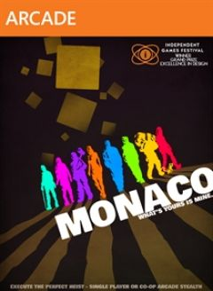 Monaco : What's Yours is Mine (Xbox 360)