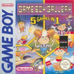 Jaquette de Game Boy Gallery Game Boy