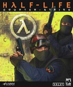 Jaquette de Counter-Strike PC