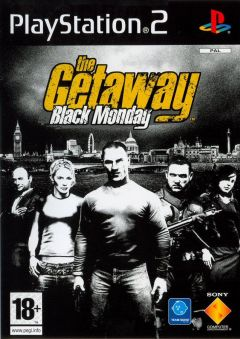 Jaquette de The Getaway : Black Monday PlayStation 2