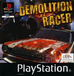 Jaquette de Demolition Racer PlayStation