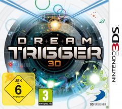 Jaquette de Dream Trigger 3D Nintendo 3DS
