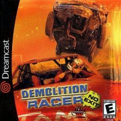 Jaquette de Demolition Racer : No Exit Dreamcast