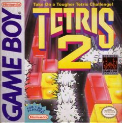 Jaquette de Tetris 2 Game Boy