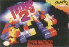 Jaquette de Tetris 2 Super NES