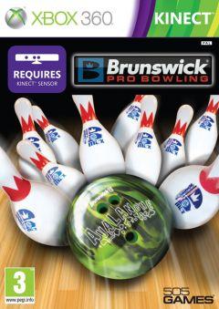 Jaquette de Brunswick Pro Bowling Xbox 360