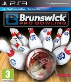 Jaquette de Brunswick Pro Bowling PlayStation 3
