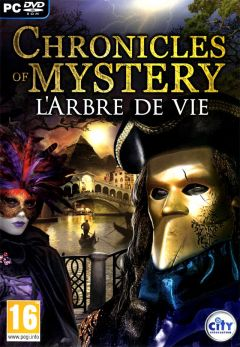 Jaquette de Chronicles of Mystery : L'Arbre de Vie PC