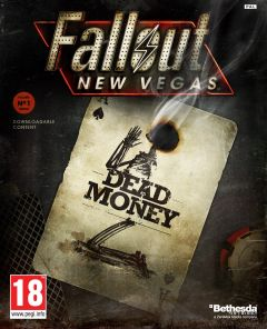 Jaquette de Fallout New Vegas : Dead Money PC