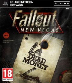 Jaquette de Fallout New Vegas : Dead Money PlayStation 3