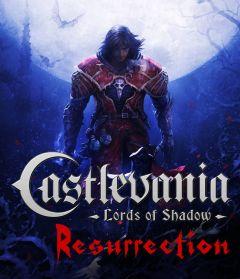 Jaquette de Castlevania : Lords of Shadow - Resurrection Xbox 360