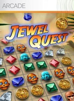Jaquette de Jewel Quest Xbox 360