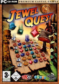 Jaquette de Jewel Quest PC