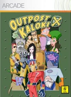 Jaquette de Outpost Kaloki X Xbox 360