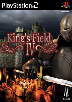 Jaquette de King's Field IV PlayStation 2