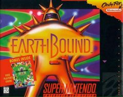 Jaquette de Earthbound Super NES