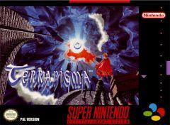 Jaquette de Terranigma Super NES