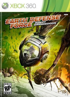 Jaquette de Earth Defense Forces : Insect Armageddon Xbox 360
