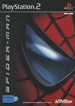Jaquette de Spider-Man : The Movie PlayStation 2