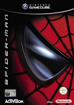Jaquette de Spider-Man : The Movie GameCube
